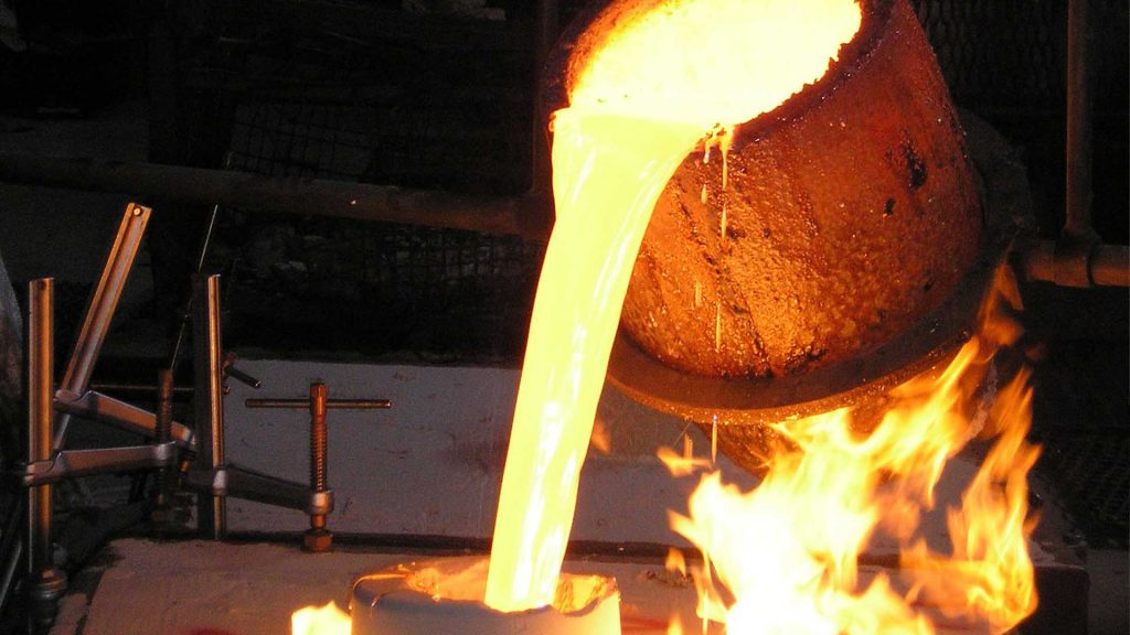 Furnace Cooldown: Molten Metal complete Tap out